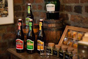 Biergenuss aus der Hellers Brauerei